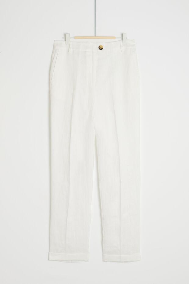 Pantalón Varadero 100 % lino - Caroll