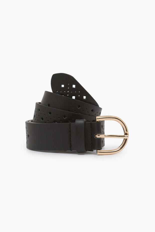 ceinture palermo 100% cuir - Caroll