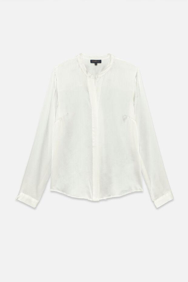 100% zijden hemd Marie - Caroll