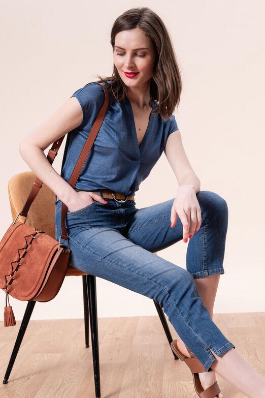 df31ec78b24 Jean femme  la mode habillée