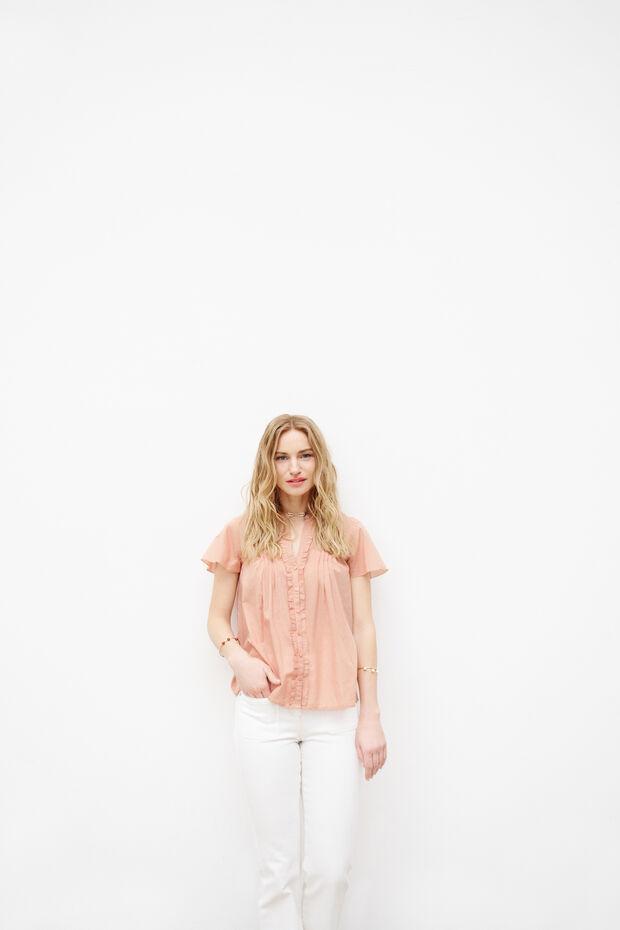 blouse larsen - Caroll