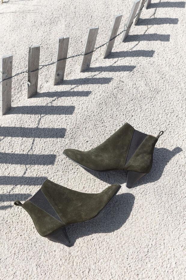 Chaussure en cuir Marion