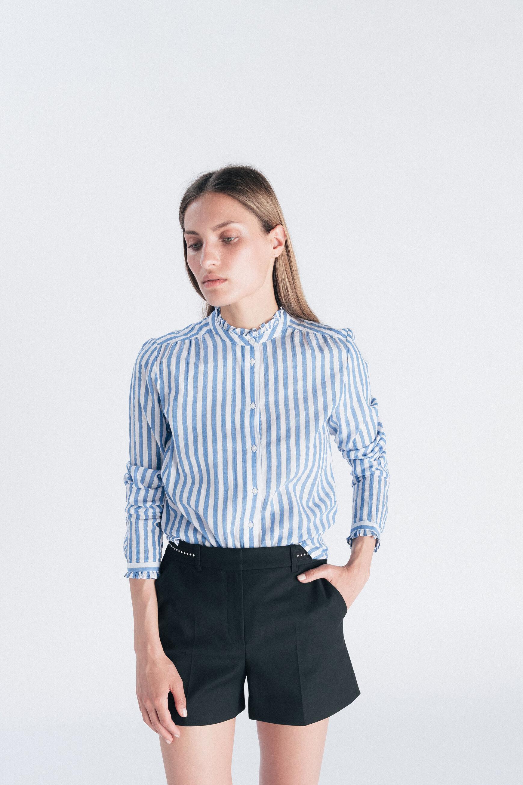 Short femme : La collection de short habillé