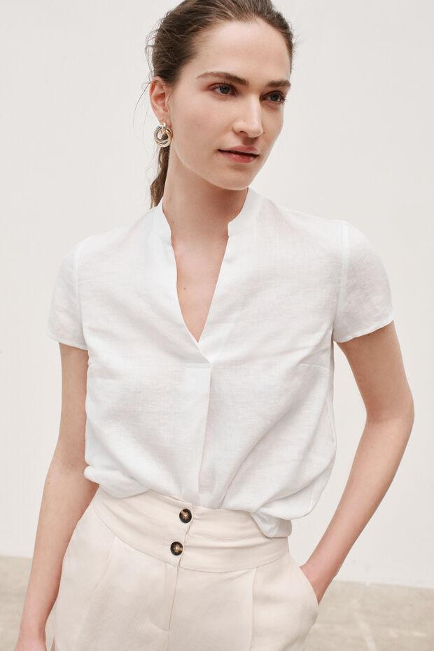 chemise kat 100% lin - Caroll