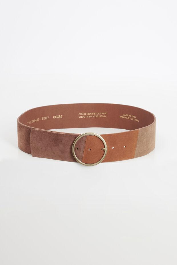 ceinture pitchou 100% cuir - Caroll