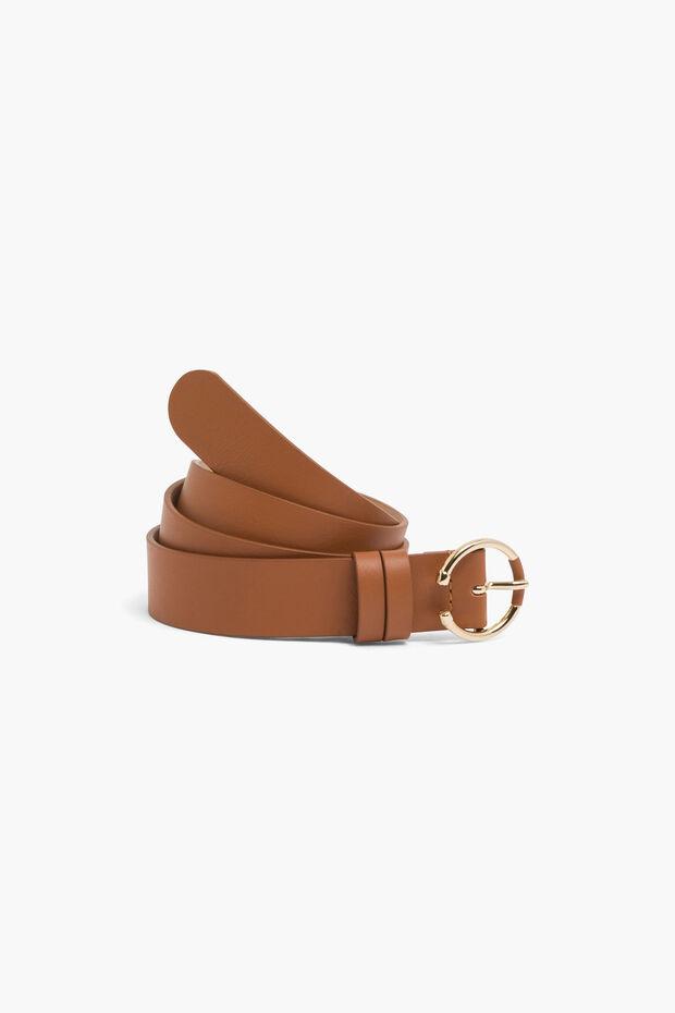 Cinturón de cuero Bella