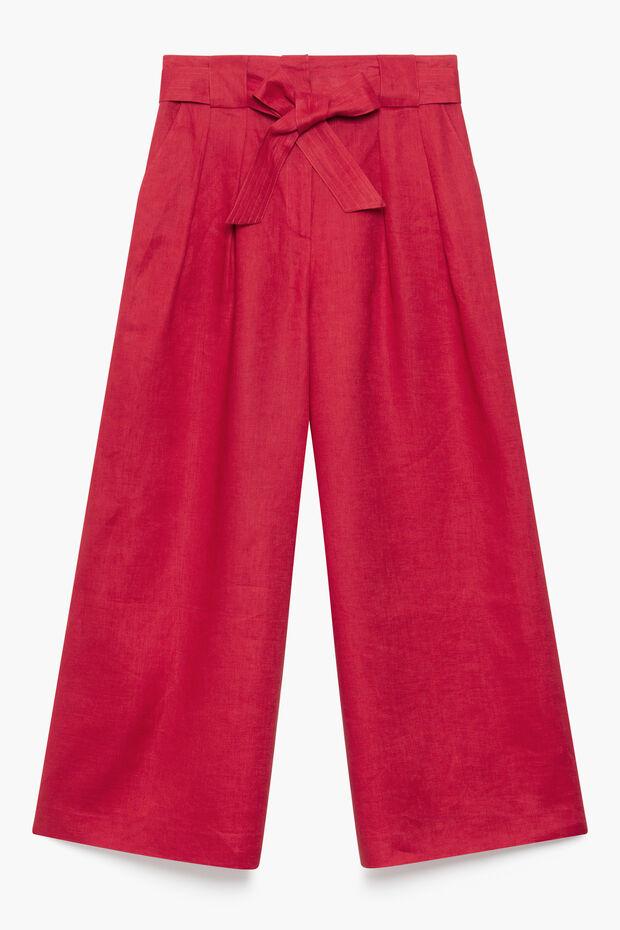 Pantalon en lin Trinidad