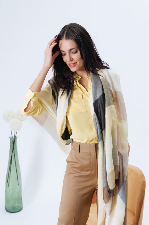 4d444f1e569 Echarpe femme  foulard et grosse étole chic