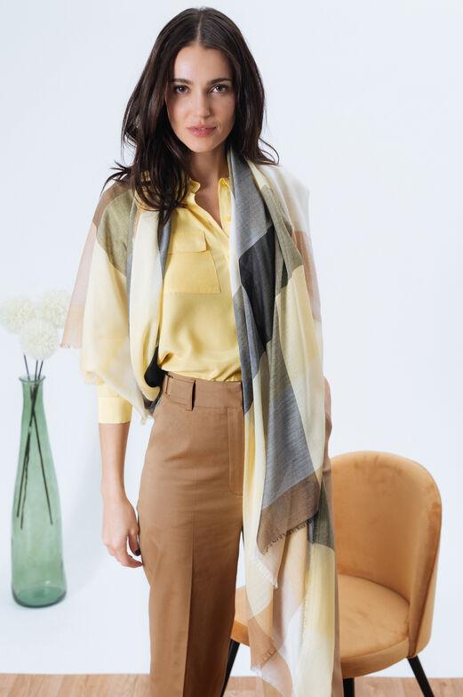 c7a1fb361474 Echarpe femme  foulard et grosse étole chic