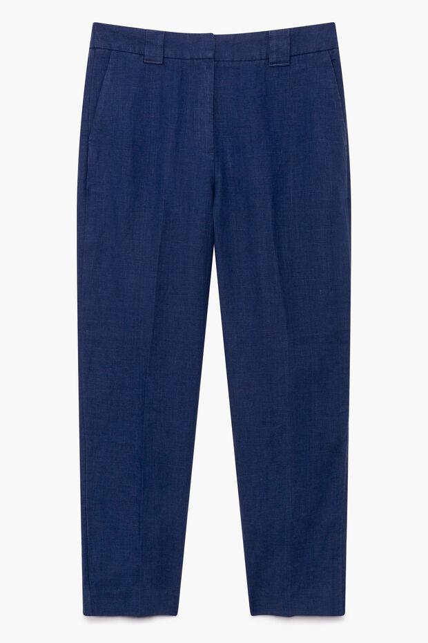 Pantaloni in lino Bob