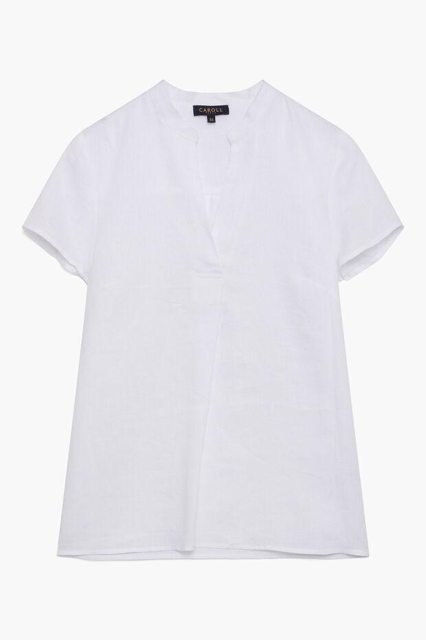 Camisa Kat 100% linho - Caroll