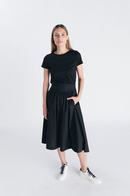 0720658918fa2a Jupe femme : la collection tendance et chic | CAROLL