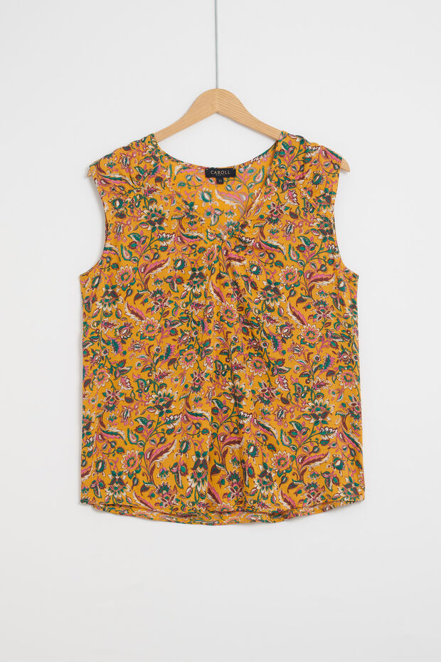 chemise larry indienne - Caroll