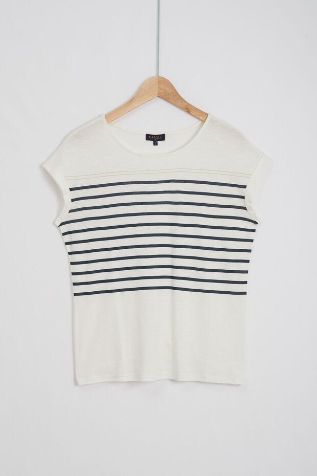 t-shirt alta - Caroll