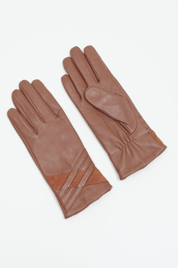 100% leren handschoenen Malone - Caroll