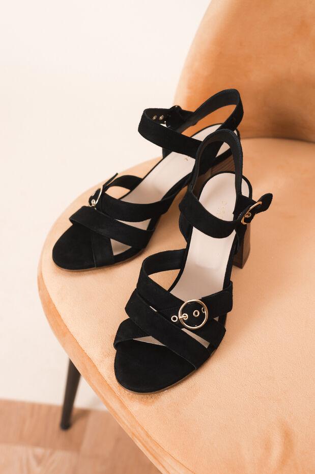 Sandales à talons Emilia