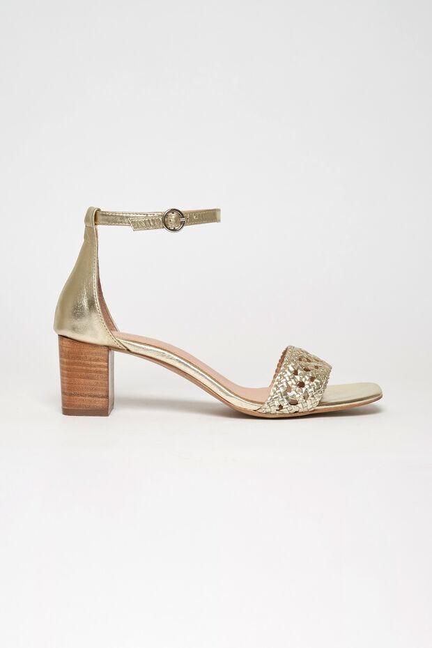 sandale camilia 100% cuir - Caroll
