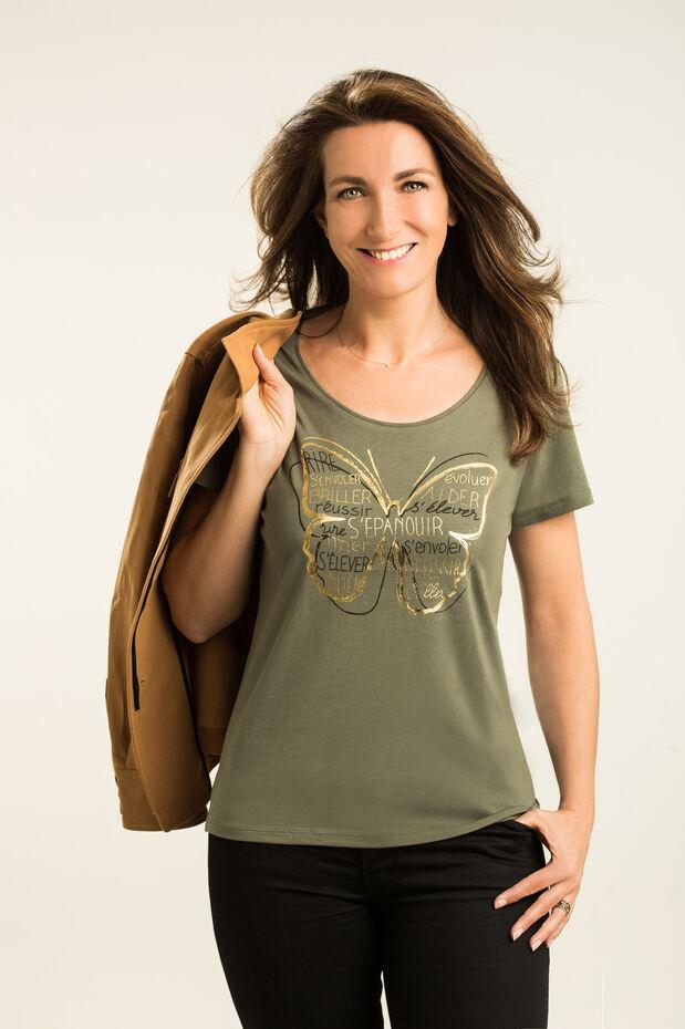 T-shirt Jamelia - Caroll