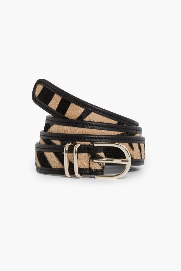 Cinturón de cuero Clea