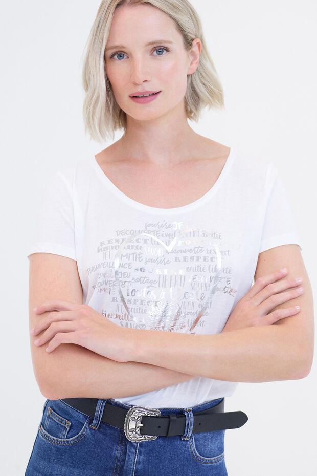 T-shirt Sheila  - Caroll