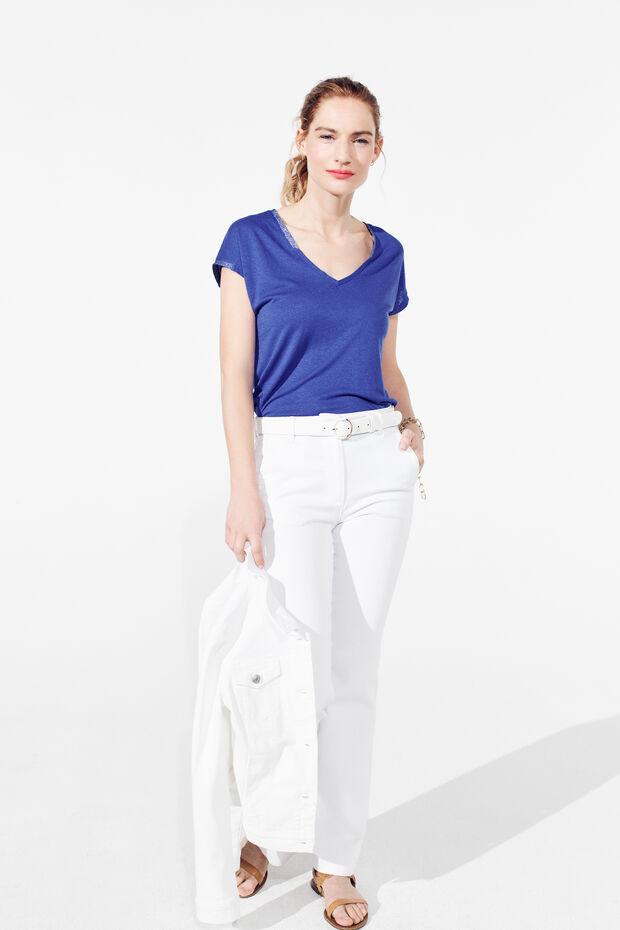 t-shirt madison - Caroll