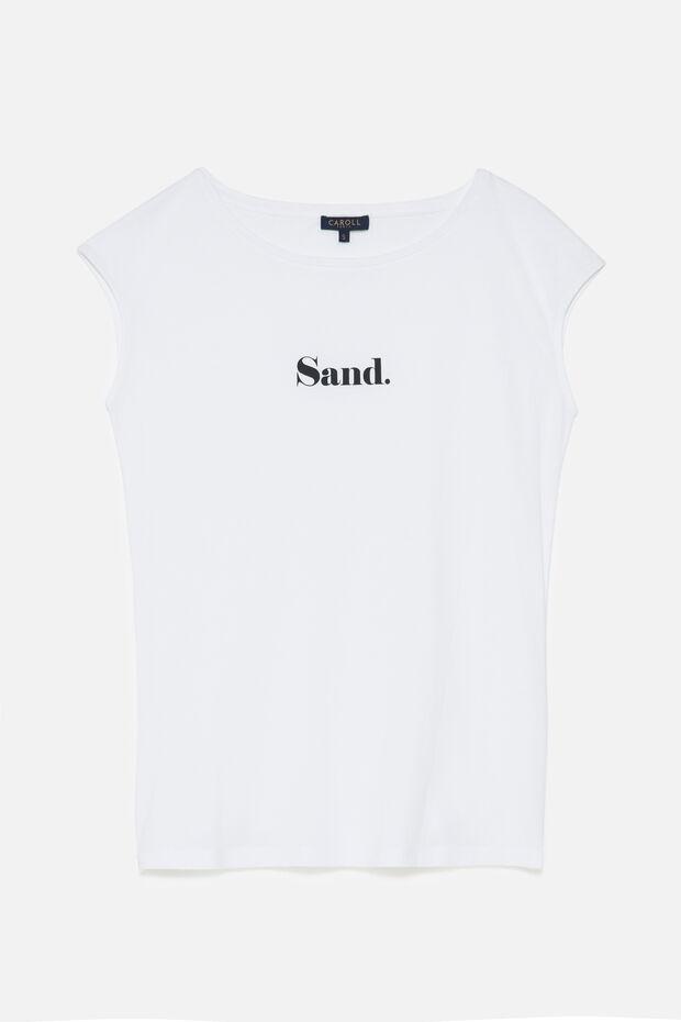 T-shirt Aglae - Caroll