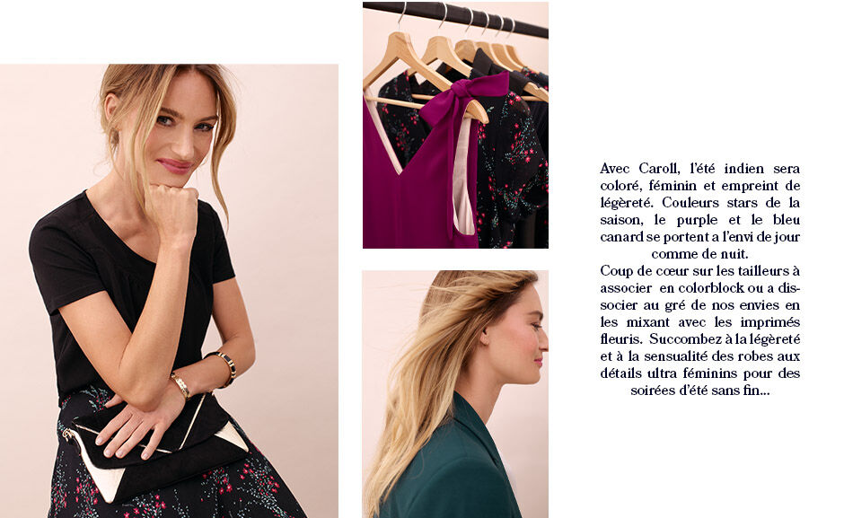 Caroll - Nouvelle Collection - mise numero 1