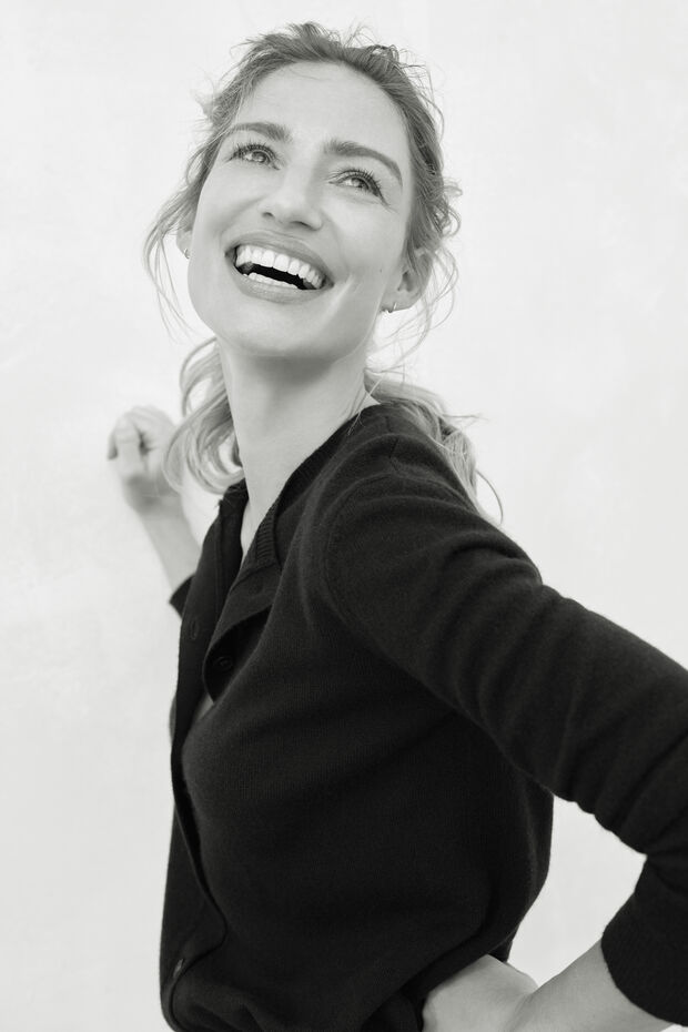 Gilet en cachemire Emma - Caroll