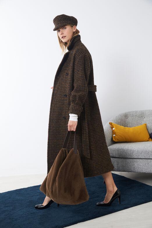 Manteau femme   votre doudoune chic et élégant   CAROLL 4c256048f0b