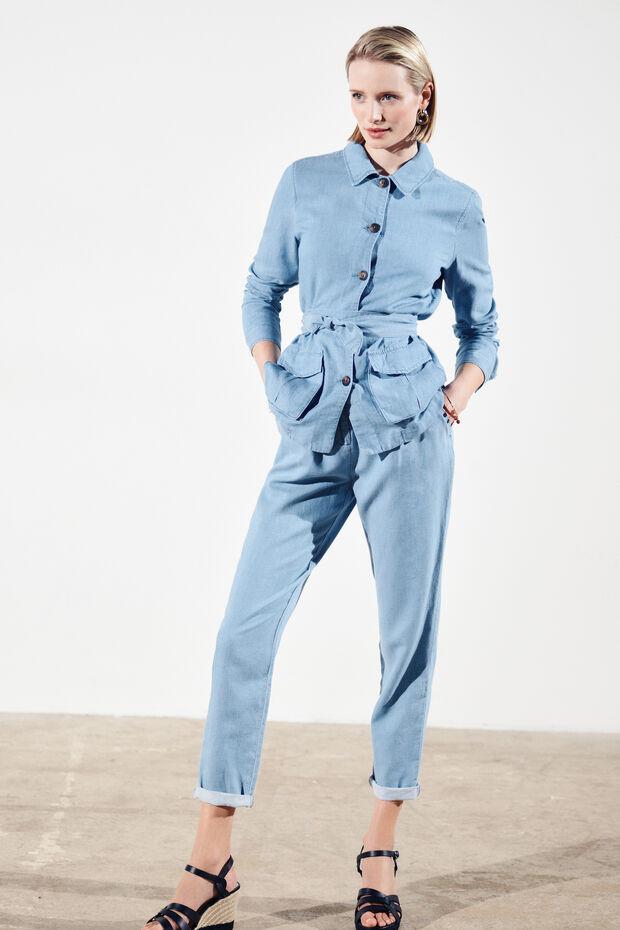 Pantaloni Agustin - Caroll