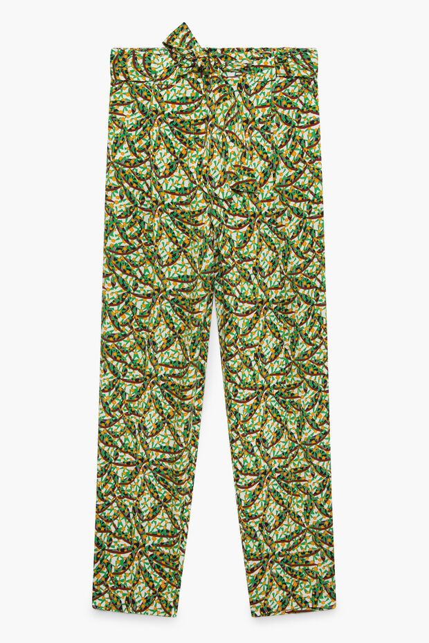 Pantalon carotte Thimothee