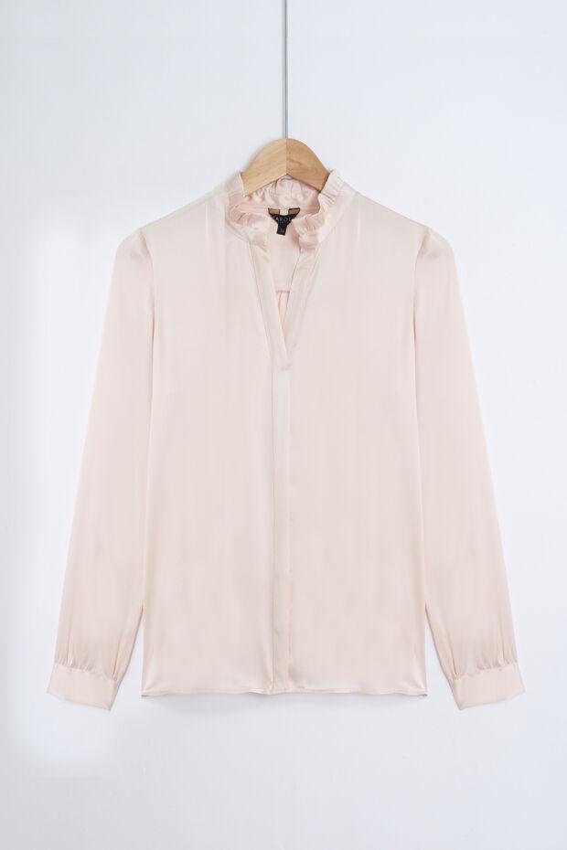 chemise tess 100% soie - Caroll