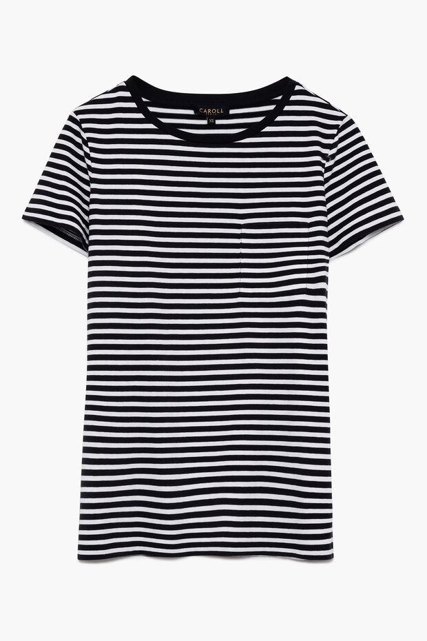 t-shirt santana - Caroll