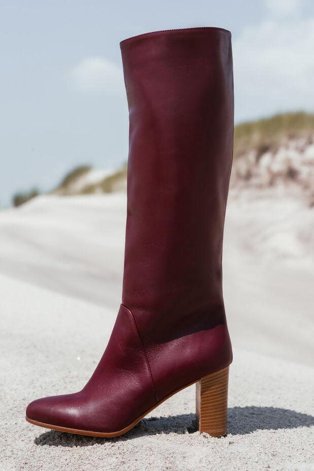 Chaussure en cuir Fanny