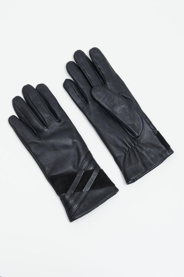 gants malone 100% cuir - Caroll