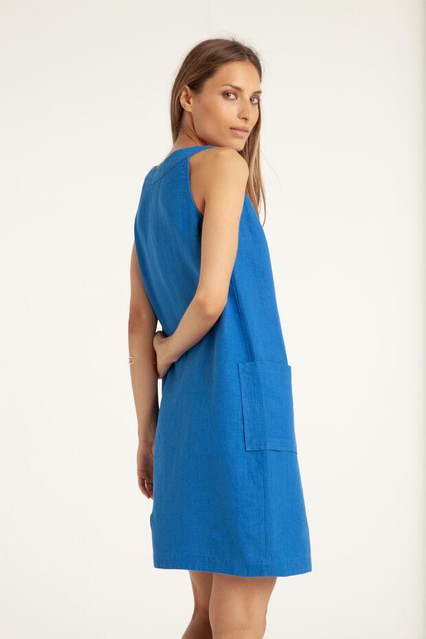 Linnen jurk Liliane