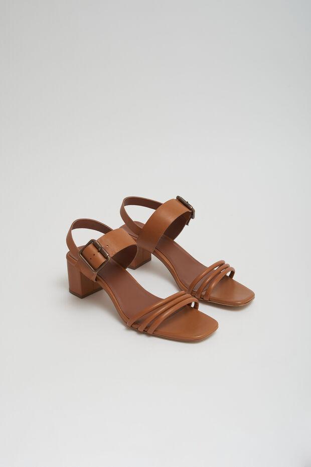 Sandálias Donya 100% couro - Caroll