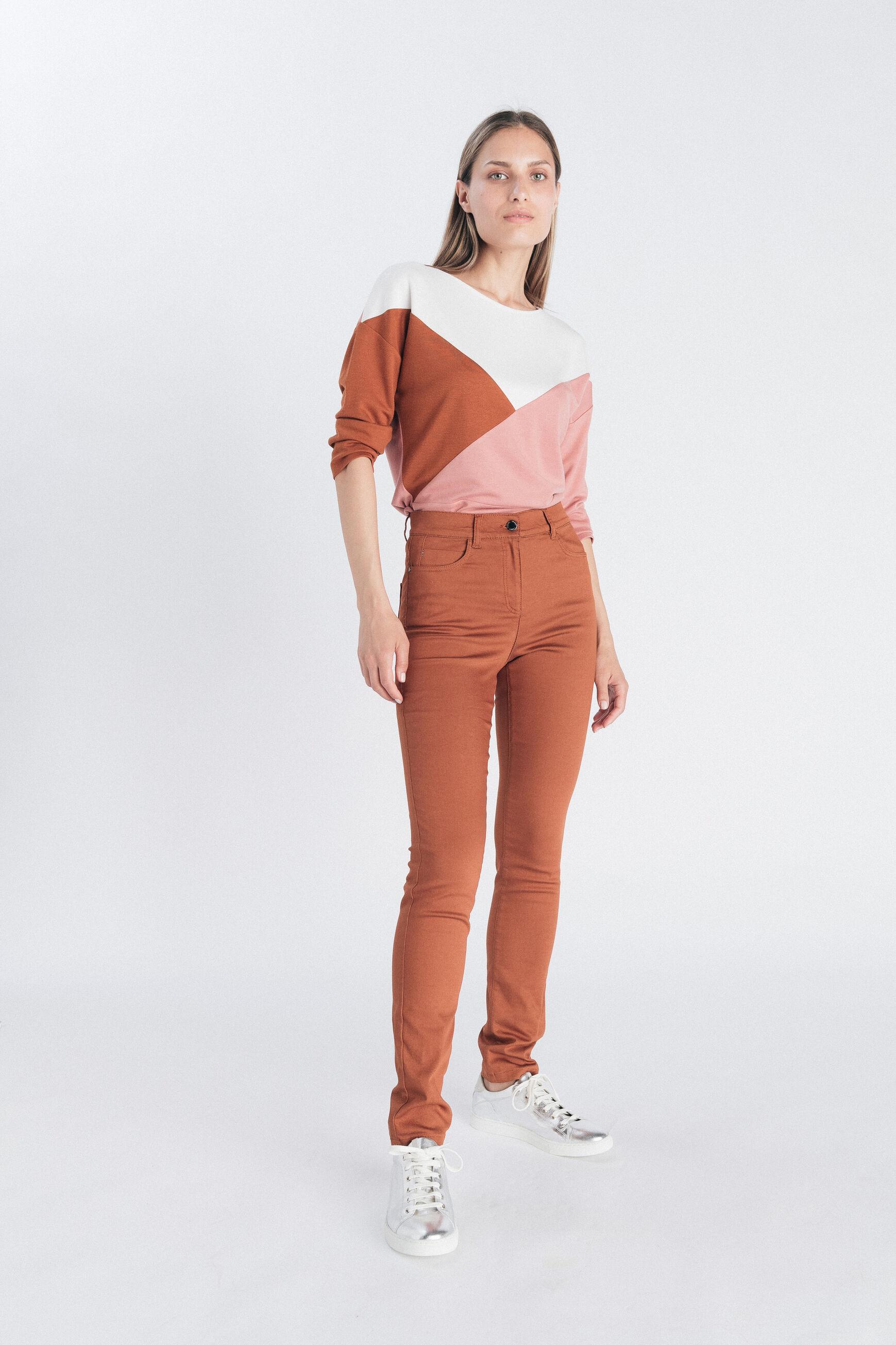 Pantalons femme: votre pantalon chic et é