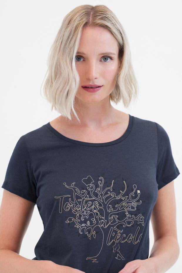 Nessa T-shirt t. scuola - Caroll