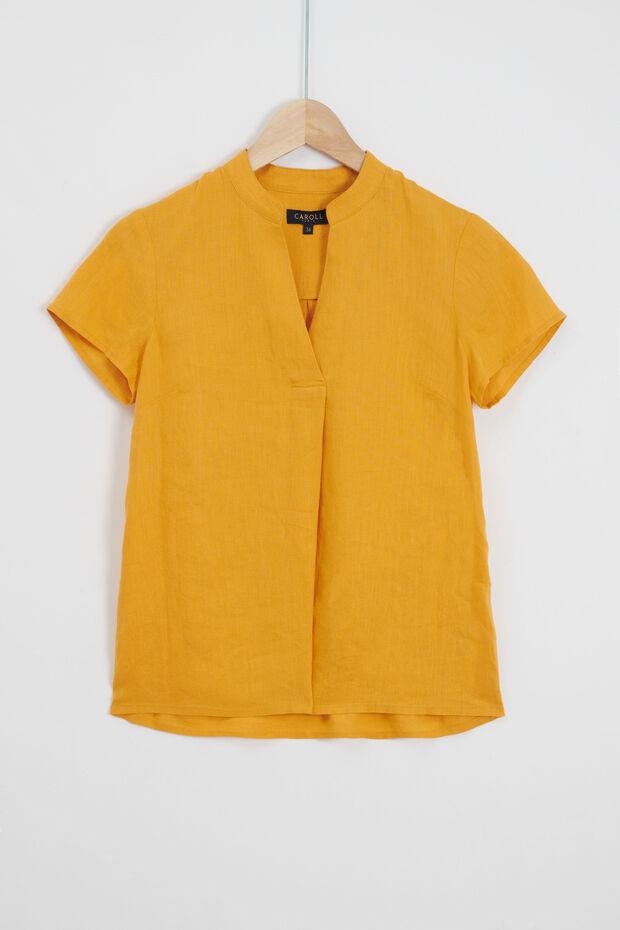 Camisa Kat 100 % lino - Caroll