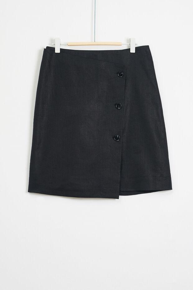 jupe pascale 100% lin - Caroll