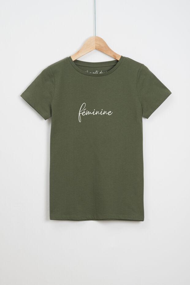 t-shirt douce - Caroll