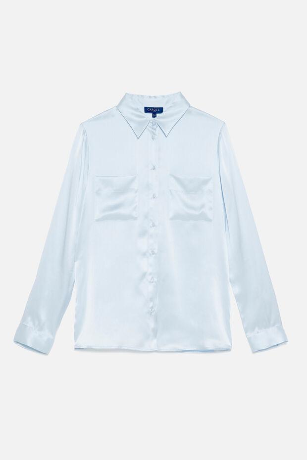 100% zijden hemd Jeanne - Caroll
