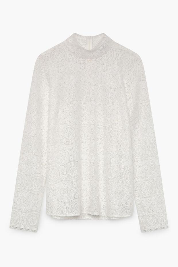 blouse lace - Caroll