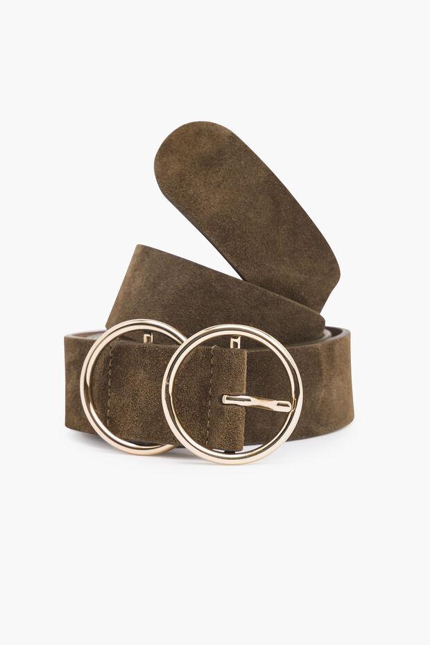 Cinturón de cuero Cathy