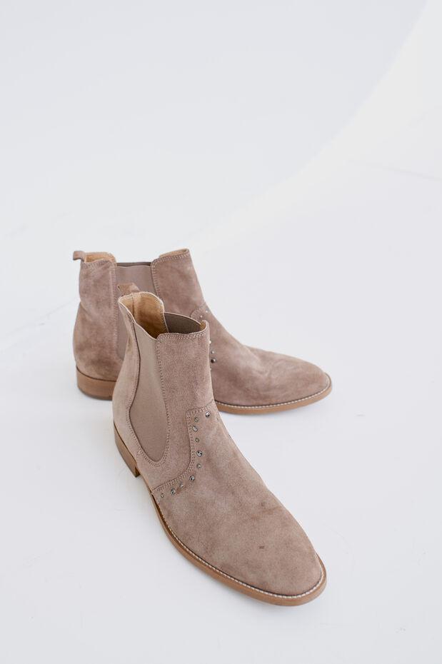 Sapato em couro Emma