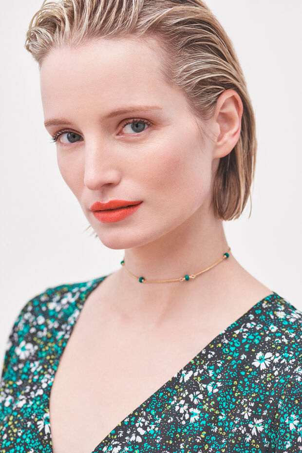 robe opale - Caroll