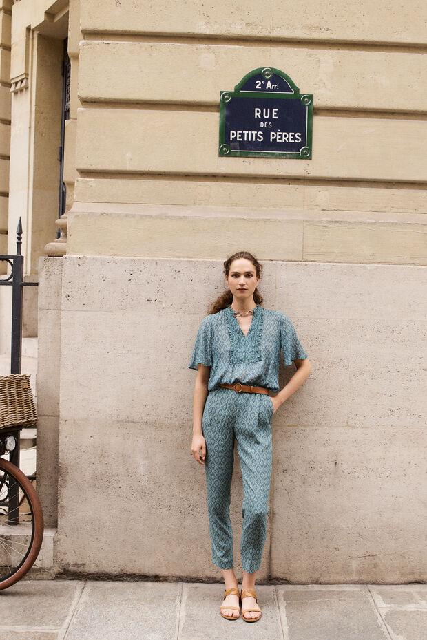 pantalon bobby - Caroll