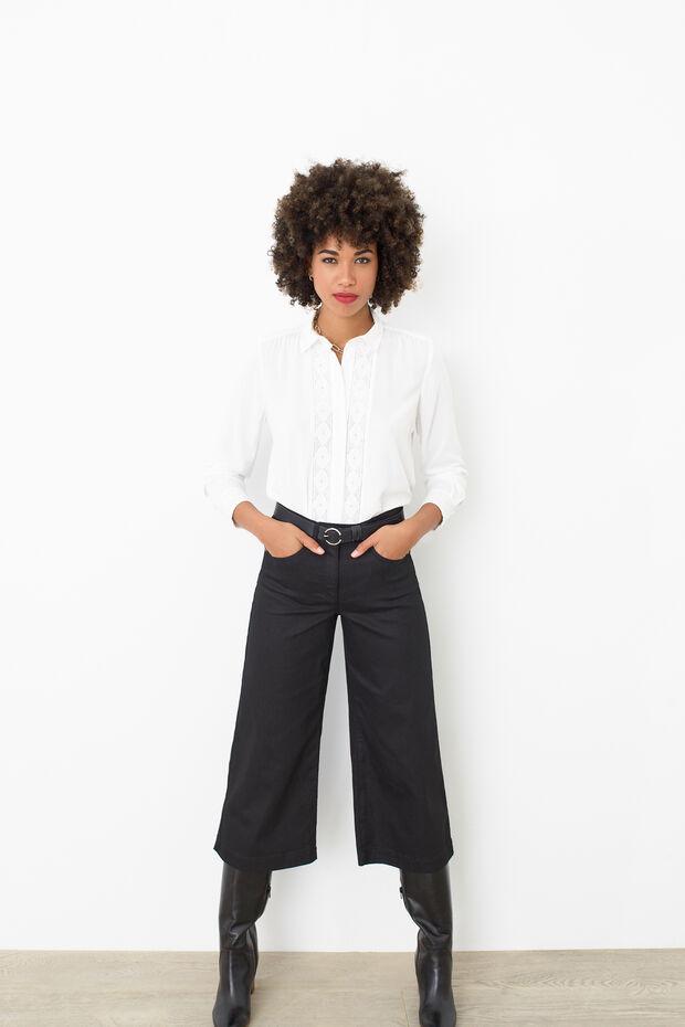 Bermuda jupe-culotte Arys - Caroll