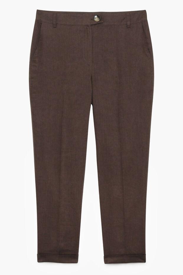 Pantalon en lin Varadero